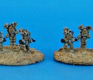 M122081 Drazzar Infantry 1
