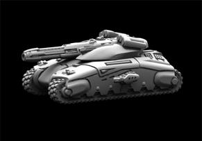 M123011 Encegon Heavy Plasma Gun & Missiles 1