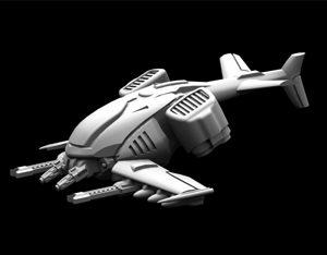 M123041 Leehark Attack Hoverjet 1