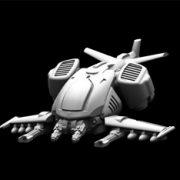 M123041 Leehark Attack Hoverjet 2
