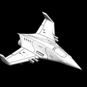 M123071 Daeger Multi-Role Fighter 4