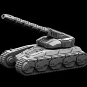 M121024 Barracuda E-M Artillery 2