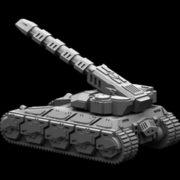 M121024 Barracuda E-M Artillery 3
