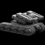 M121033 Spiderblade Heavy Missiles 3
