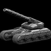 M121034 Spiderblade E-M Artillery 1
