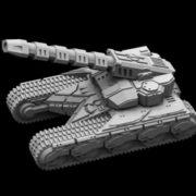 M121034 Spiderblade E-M Artillery 3