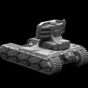 M121035 Spiderblade Electronic Warfare 2